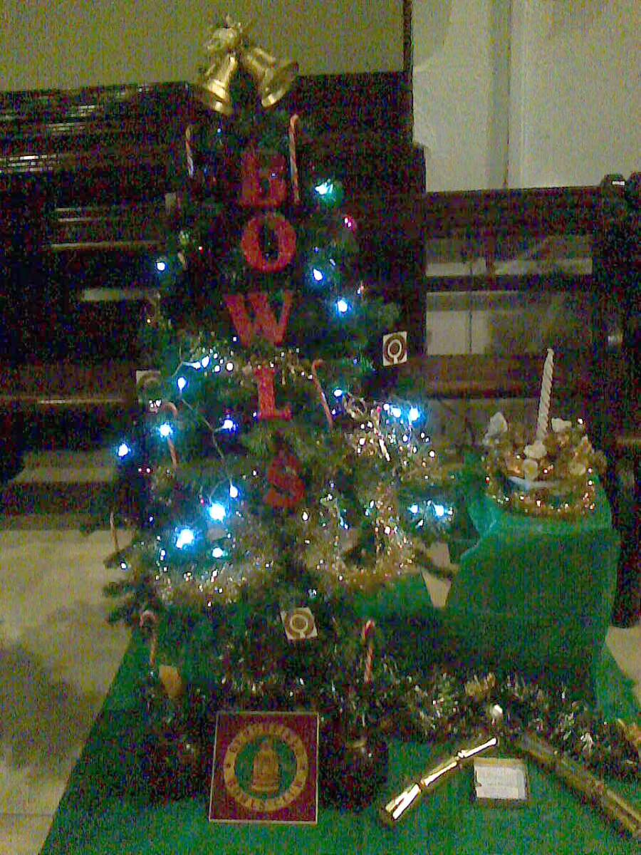 BBC Xmas Tree
